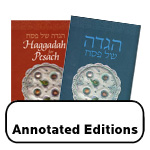 Annotated Haggadah's