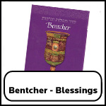 Bentcher - Blessings on Food