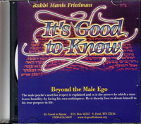 Beyond the Male Ego CD