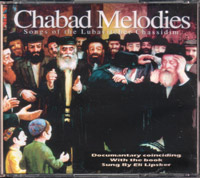 Chabad Melodies CD (Lipsker)