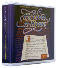 It's Good To Know 14-CD set