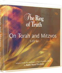 The Ring of Truth - On Torah and Mitzvos 5 CD set