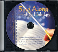 Sing Along on the High Holiday
