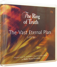 The Ring of Truth - The Vast Eternal Plan 5 CD set