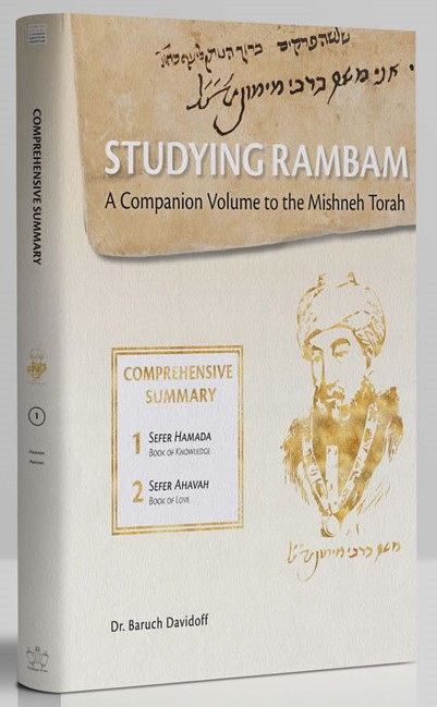 Studying Rambam - 11 volume set