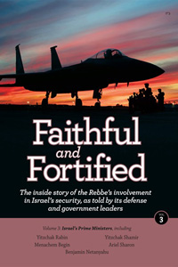 Faithful and Fortified - #3: Israel's Prime Ministers