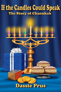 If the Candles Could Speak - The Story of Chanukah JUMBO EDITION 15