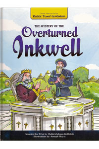 Mystery of the Overturned Inkwell