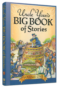 Uncle Yossi's Big Book of Stories vol. 1