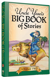 Uncle Yossi's Big Book of Stories vol. 2