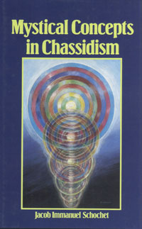 Mystical Concepts In Chassidism