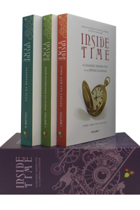 Inside Time  - 3 Volumes Slipcased Set