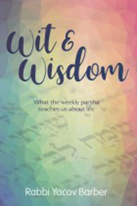 Wit & Wisdom - What the weekly Parsha teaches us about life