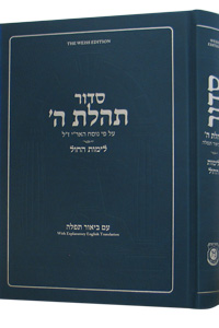 Weekday Siddur for Youth in English, Weiss Edition