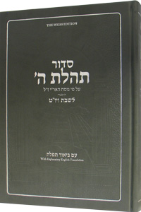 Shabbos & Yom Tov Siddur for Youth with English - Weiss Edition