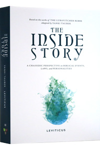 The Inside Story Vol. 3 - Leviticus