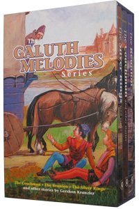 Galuth Melodies Series 3 Volumes Slipcased (Kranzler)