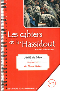 Notebooks of Chassidus Vol. 5 - French