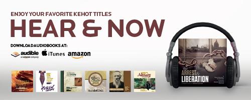 Hear & Now - Audio Books @ Kehot
