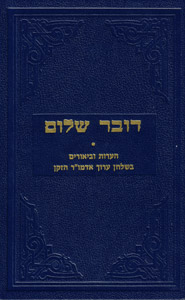 Dover Shalom (Levin)