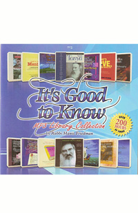 It's Good To Know MP3 Library Collection