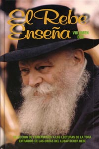 Rebbe Teaches, vol.2 - El Rebe Ensena (Spanish)